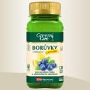 Borůvky s vitaminem C Chewable - 120 žvýk. tbl.