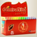 CentralVita Energy® - 60 tbl., multivitaminy pro dospělé