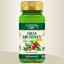 Giga Brusinky 7.700 mg - pro zdraví močových cest - 60 tbl.